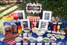 Parties / Party themes, food and decor!