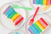 Cake and Frosting Recipes