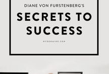 Work Tips for Women / Professional development, strategy, success