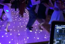 Weddings DJs / An insight into the DJs view and set up ideas