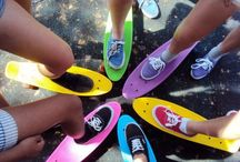 Penny boards / by Anneka Simpson