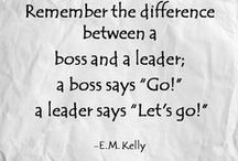 Lead By Example / Leadership Starts With You / by Wise Snacks