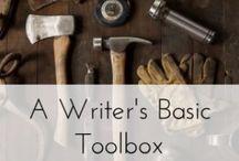Writing / Writing tips & tricks!