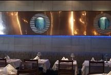 The USS Nemo Experience / Dining Room Seating, Patio Seating, The N Counter. Reservations accepted and highly recommended.