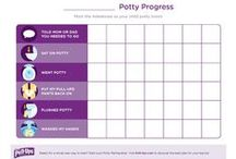 Potty Training Printables / It's all fun and games here. The Potty Training Printables Board is where you'll find activities, charts, puzzles, coloring sheets and more cool stuff to help you make potty training an adventure for you and your trainer.