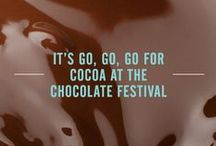 Festival of Chocolate / The chocolatiers of London, all descending on East Village London for a Chocolate Festival on 19th March