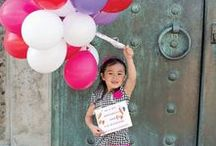 Kid's Birthday Parties / Another year with your toddler is reason enough to celebrate! These kid's party themes, birthday cake inspiration, and decoration ideas will help you plan the ultimate Big Kid birthday party for your growing toddler.