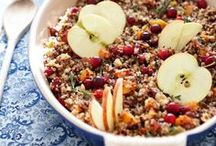 healthier THANKSGIVING RECIPES