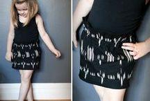 Skirts for girls <3