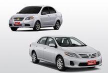 Nuestros vehículos / Vehículos de Amigo's Car Rental en Venezuela