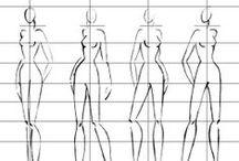 Рисуем фигуру человека / Рисуем фигуру человека