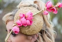 Fantastic hats / Unusual, dramatic hats and hair accessories