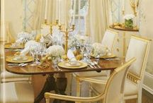 dining rooms / classic decoration