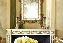 fireplaces / how to decorate your fireplace
