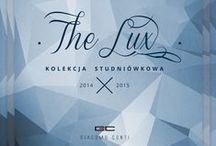 Kolekcja studniówkowa 2014/2015 / Studniówkowy lookbook prezentujący kolekcję garniturów studniówkowych The Lux marki Giacomo Conti.