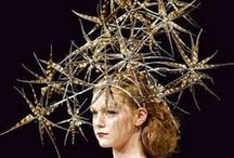 Statement Hats / Fabulous hats, fascinators and headwear
