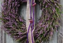 BEAUTIFUL WREATHS / natural beauty of wreaths
