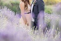 LAVENDER Wedding / Fragrant, beautiful Lavender for elegant weddings