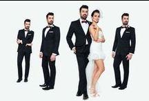 Lookbook ślubny 2015 / Zapowiedź kolekcji garniturów ślubnych marki Giacomo Conti na rok 2015.