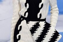 Fashion: Black and White / Black and White Fashion - Clothes, Makeup and Accessories