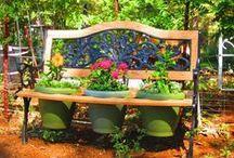 What a Lovely Idea - Outdoor / Garden Ideas