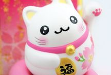 I Love Maneki Neko
