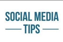 SOCIAL MEDIA TIPS/ADVICE / Social media tips for creative entrepreneurs, bloggers and small business owners. Instagram, pinterest, twitter, facebook, periscope, social media, marketing, growing followings, engagement, increase social media followers.