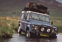 Land Rover Defender / Cool pictures of a Land Rover Defender
