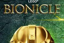 LEGO BIONICLE / Конструкторы LEGO BIONICLE