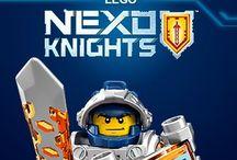 LEGO NEXO KNIGHTS / Конструкторы ЛЕГО NEXO KNIGHTS