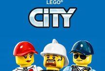 LEGO CITY / Конструкторы ЛЕГО CITY