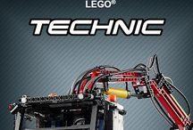 LEGO TECHNIC / Конструкторы ЛЕГО TECHNIC