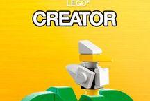 LEGO CREATOR / Конструкторы LEGO CREATOR