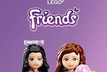 LEGO FRIENDS / Конструкторы LEGO FRIENDS