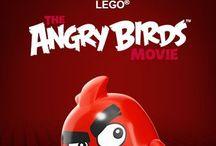 LEGO ANGRY BIRDS / Конструкторы LEGO ANGRY BIRDS