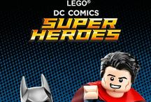 LEGO DC SUPER HEROES / Конструкторы LEGO DC SUPER HEROES