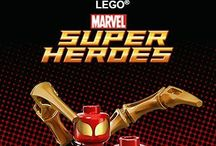LEGO MARVEL SUPER HEROES / Конструкторы LEGO MARVEL SUPER HEROES