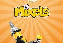 LEGO MIXELS / Конструкторы LEGO MIXELS