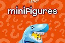 LEGO MINIFIGURES / Конструкторы LEGO MINIFIGURES