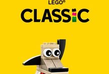 LEGO CLASSIC / Конструкторы LEGO CLASSIC