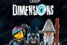 LEGO DIMENSIONS / Конструкторы LEGO DIMENSIONS