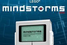 LEGO MINDSTORMS / Конструкторы LEGO MINDSTORMS