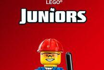 LEGO JUNIORS / Конструкторы LEGO JUNIORS