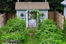 Garden / Inspiration for creating a great, practical outdoor space for the whole family.