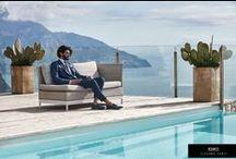 Giacomo Conti Wiosna/Lato 2016 / Najnowsza kampania wizerunkowa GIACOMO CONTI została zrealizowana na włoskim Wybrzeżu Amalfi, na które miłośnicy urzekającej śródziemnomorskiej scenerii od lat przyjeżdżają wypocząć. Wraz z nadchodzącym latem chylimy zatem czoła przed malowniczymi krajobrazami Włoch, gdzie w promieniach Słońca dojrzewają nie tylko intensywnie kolorowe owoce, ale i najbardziej gustowne pomysły projektantów.