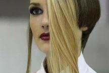 ausgefallene Frisuren
