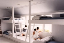 ※ Kid's Built-in Bunk Beds ※