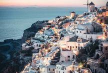 Greece / Travel tips to Greece, Athens, Santorini, Zakynthos, Mykonos, Crete, Greek islands, Travel, Vacation, Travel inspirations