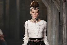 PRE-FALL 2013 Chanel / Dressed to kilt