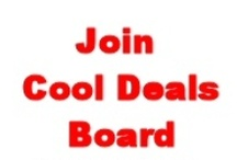 Pin Your Cool Products & Deals / This is an open group board containing Cool products and deals. To join and pin your Cool Deals here: 1) Follow this board 2) Hit the like button 3) send an email to magdafalencki@gmail.com and give me the link to your pinterest profile. 